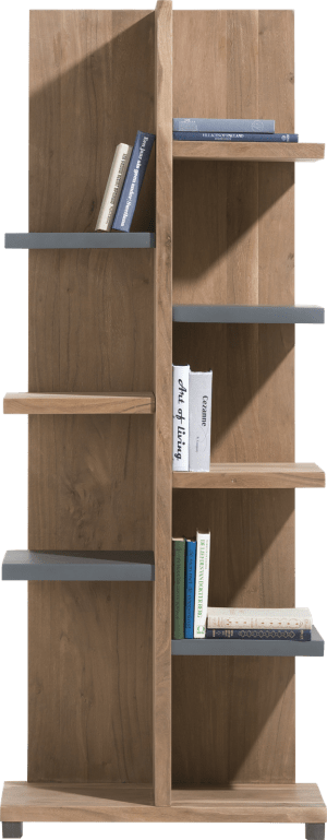 boekenkast 70 cm - 9-niches