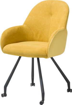 fauteuil avec roulettes