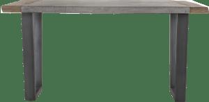 bartafel 140 x 100 cm (hoogte: 92 cm)