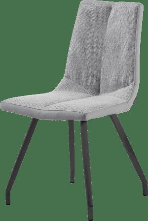chaise noir 4 pieds - combi moreno / forli