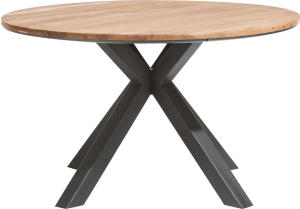 table ronde 130 cm - kikar massif