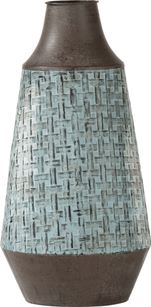 vase elvira large - blau