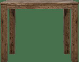 bartafel 120 x 70 cm - hout 9x9