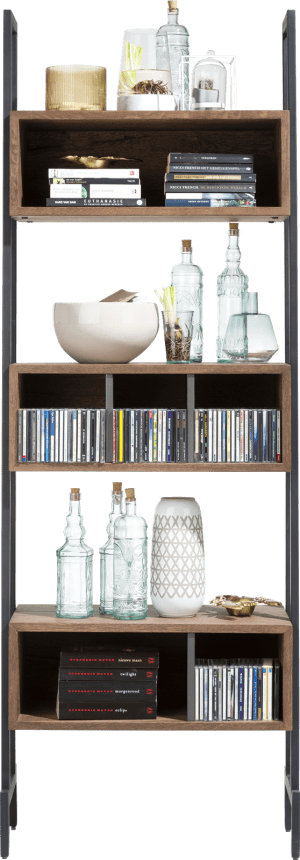 bookcase 70 cm - 6-niches