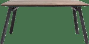 eetkamertafel 190 x 100 cm