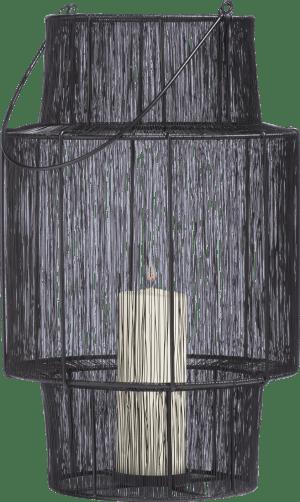 windlicht kenzo - hoogte 50 cm