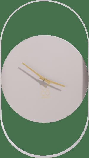 wandklok jayden - 70 x 40 cm