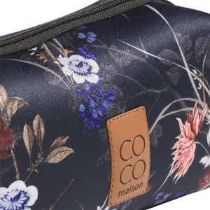 pencase with print - flower print