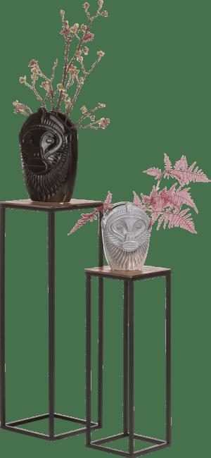 pflanzentisch mesa - kupferfarbig
