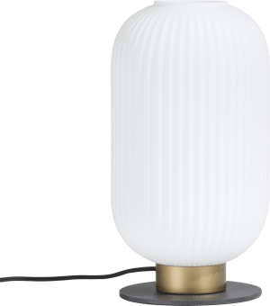 david, tafellamp 1-lamp (hoog)
