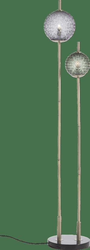 erez, vloerlamp 2-lamps