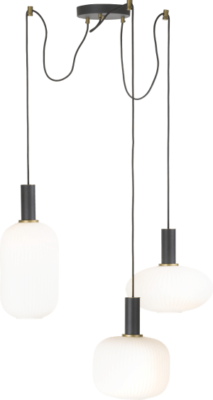 david, hanglamp 3-lamps