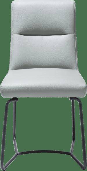 dining chair - powdercoated frame - tube - tatra - uk spec