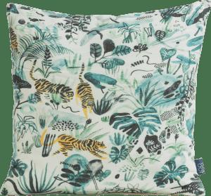 coussin crazy jungle - 45 x 45 cm