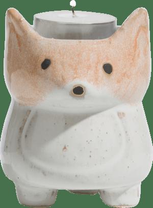 theelicht fox - 8 x 7 cm