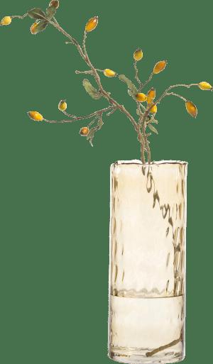 vaas ivy large - hoogte 31,5 cm