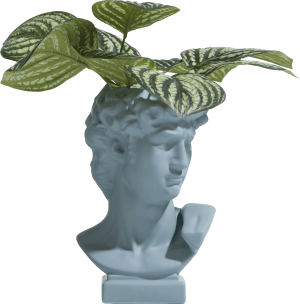 vase judas - hoehe 24,8 cm
