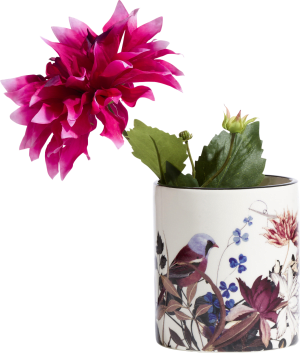 theelicht / pot aurelie - hoogte 14,5 cm