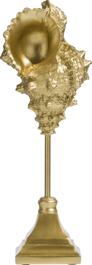 skulptur shell - hoehe 36 cm