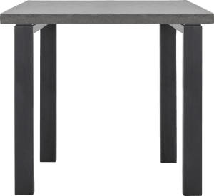 table de bar 130 x 90 cm (haut: 92 cm)