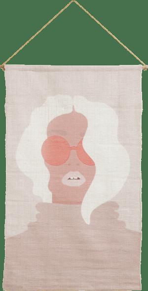 wandhanger charlie - 150 x 90 cm