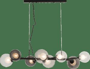 malin haengelampe 8-flammig