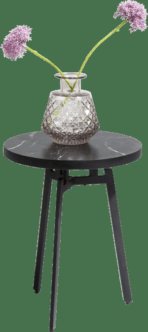 bijzettafel diameter 40 cm