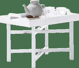 ecktisch / butler tray 60 x 40 cm