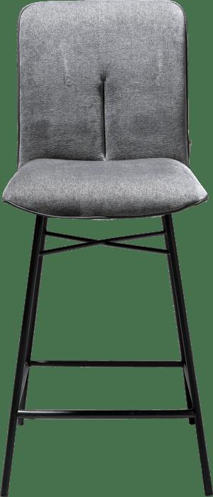 tresenstuhl - selbstmontage - stoff enova
