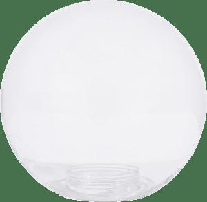 lia - ersatzglas - 15 cm transparent / braun