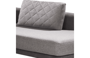 Cross Stiksel Loveseat/Lc/Armk