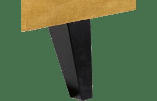 Standard Poot Hout Zwart