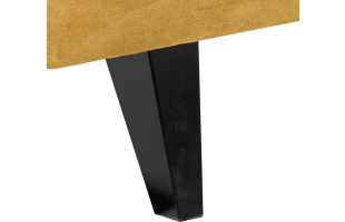 Standard Fuss Holz Schwarz