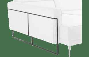 Fuesse Design Mat Schwarz Link