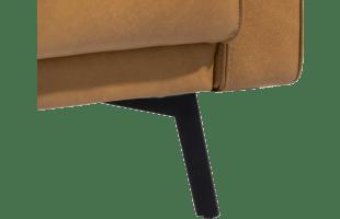 Pied Standard H17 Cm Noir Mat