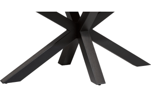 Moreni Met.Cross Leg+Inl. Onyx