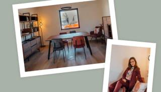 7 vragen aan Pauline: zij richtte haar home office in met XOOON designmeubelen