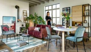 8 Tipps: So richtest du deine kleine Wohnung großzügig ein