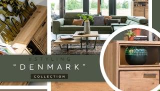 """Een warm industrieel interieur inrichten met de collectie """"DENMARK"""""""