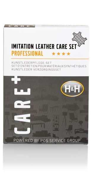 Leatherette Care set