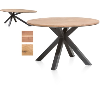 The COLOMBO tables made by XOOON