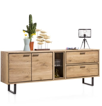 The DENMARK cabinets made by XOOON