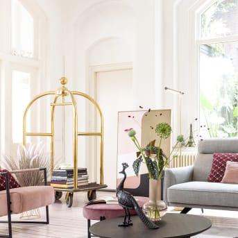 Bank Barcelona voor minimalistisch interieur