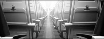 Barcelona bankstel trein