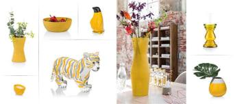 Kleurrijke variatie Geel is een prachtige zonnige kleur
