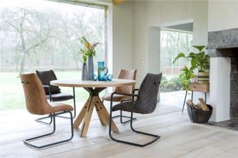 Les chaises Armin