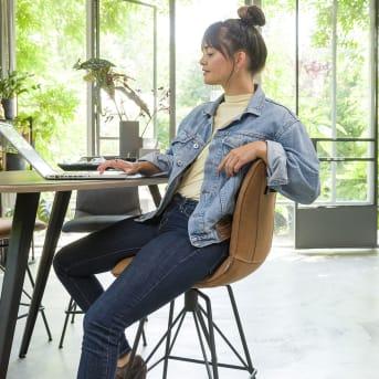 Bureau à niveau : assis et debout