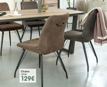 J'adopte la chaise Lena !