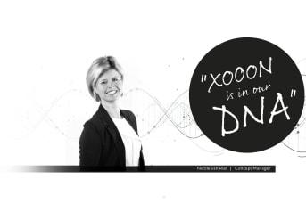 XOOON ist in unserer DNA