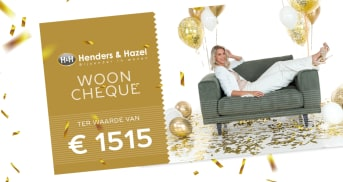 Win een interieurcheque t.w.v. €1515!